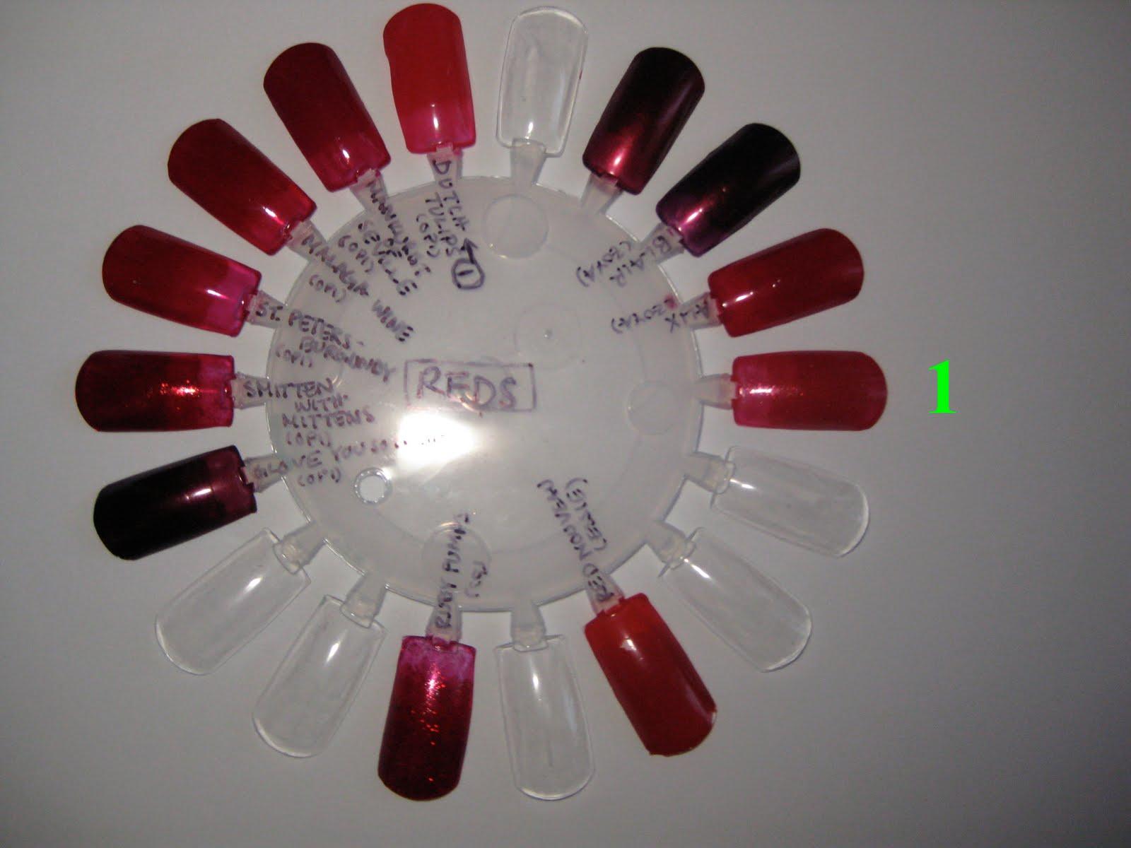 Non-Drugstore Nail Polish Collection Swatches – yukieloves.com