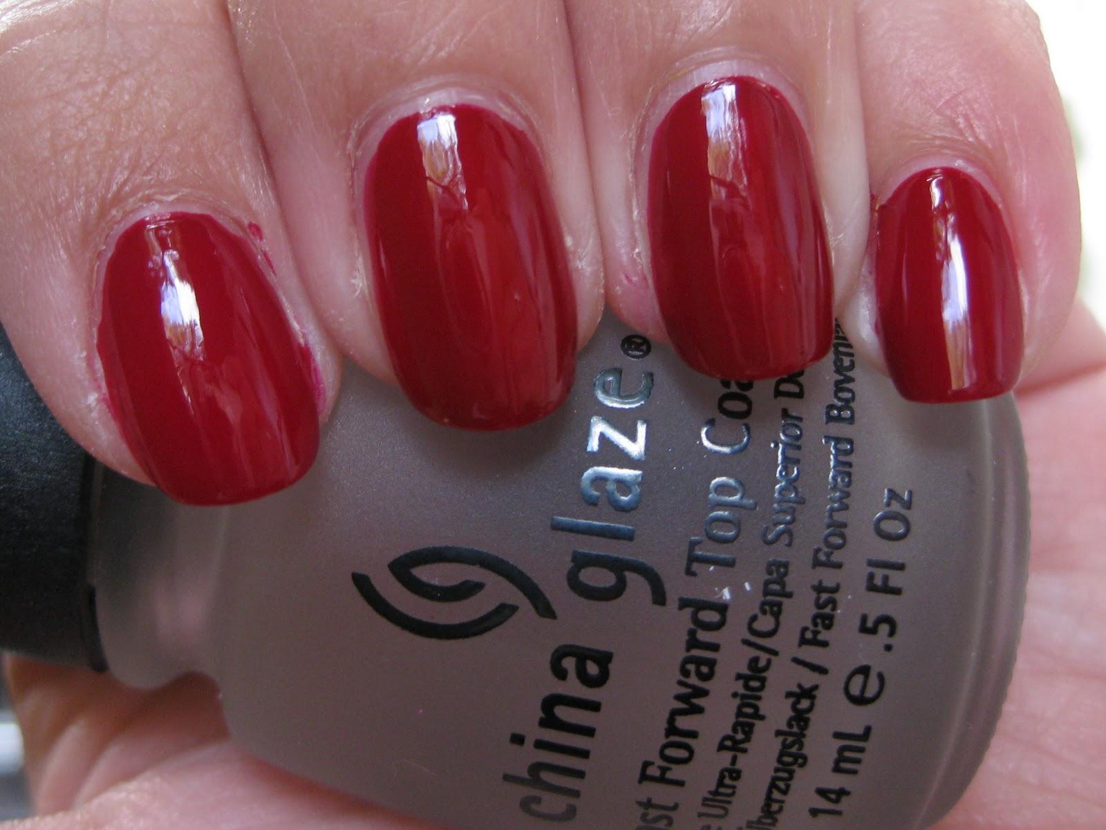 Nail Polish Comparisons: Red Cremes Part 1. – yukieloves.com