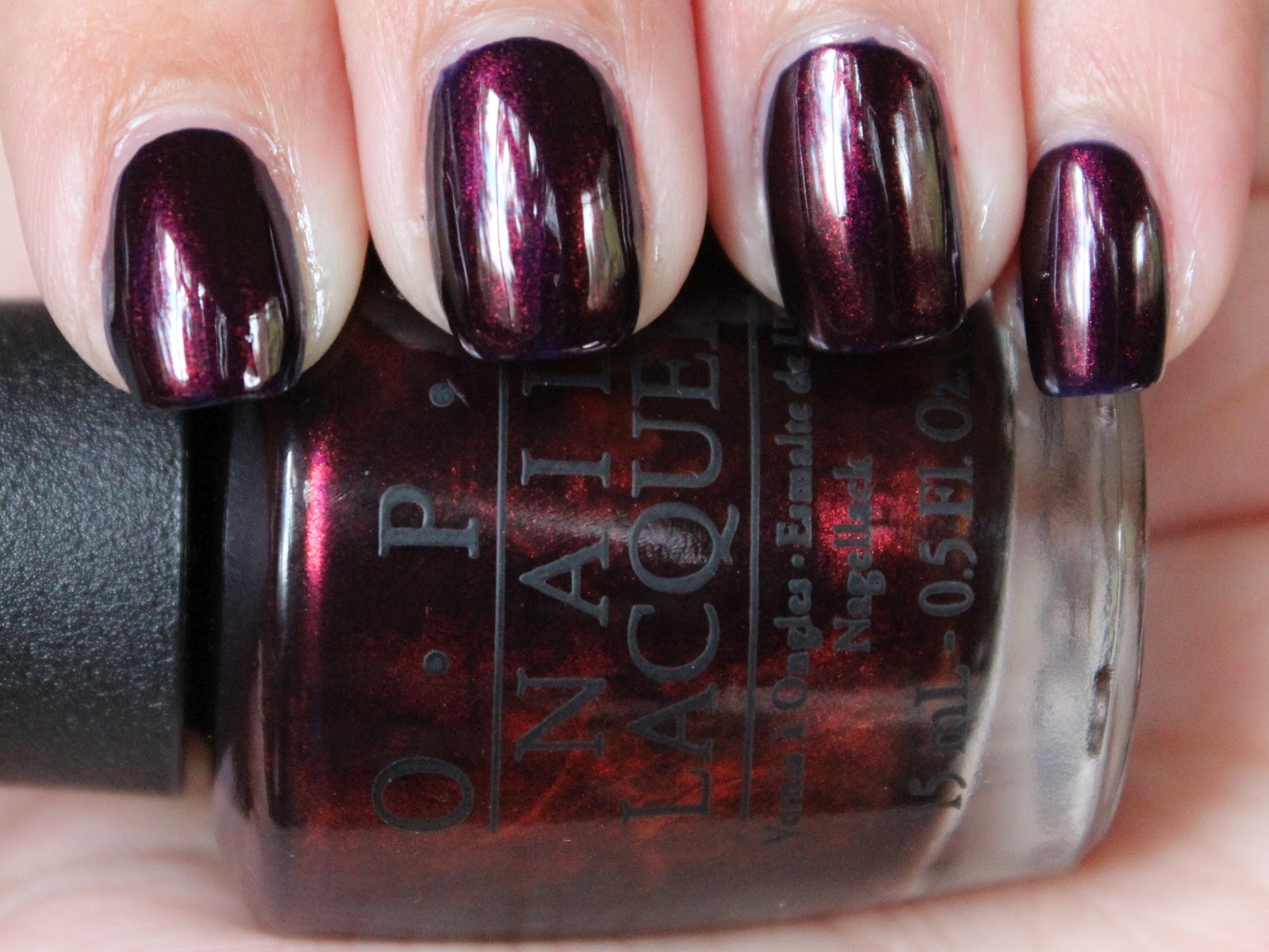 NOTW: OPI Every Month Is Oktoberfest – yukieloves.com