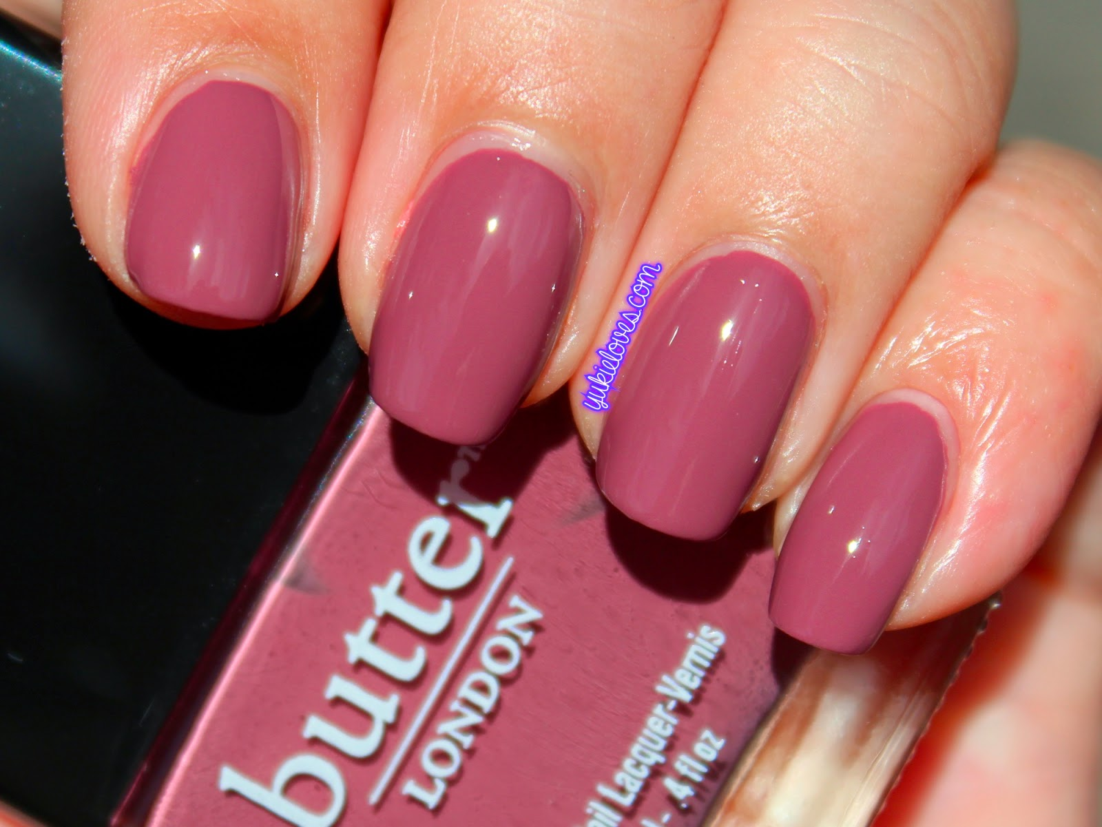Butter London Toff | Swatches & Review!